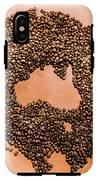 Australia Cafe Artwork IPhone X Tough Case