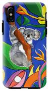 Australian Koala IPhone X Tough Case