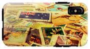 Australian Postal Background IPhone X Tough Case