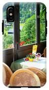Austrian Cafe IPhone X Tough Case