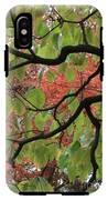 Autumn 7 IPhone X Tough Case