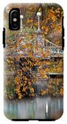 Autumn Bridge IPhone X Tough Case
