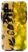 Autumn Carvings IPhone X / XS Tough Case