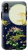 Autumn Chrysanthemums 4 IPhone X Tough Case