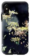 Autumn Chrysanthemums 7 IPhone X Tough Case