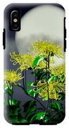 Autumn Chrysanthemums IPhone X Tough Case