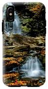 Autumn Falls - 2885 IPhone X Tough Case