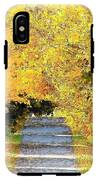 Autumn Lane IPhone X Tough Case