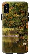 Autumn Reflections IPhone X Tough Case