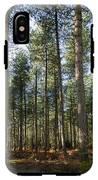 Autumn Tranquil Forest IPhone X Tough Case
