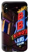 B B Kings On Beale Street IPhone X Tough Case