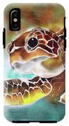 Bahamian Turtle Dove IPhone X Tough Case