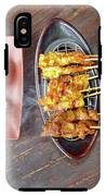 Balinese Traditional Satay IPhone X Tough Case