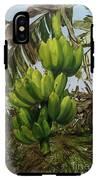 Banana Tree IPhone X Tough Case