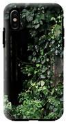 Barn Door Vines Ink IPhone X Tough Case