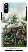 Battle Of Atlanta IPhone X Tough Case