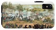 Battle Of Gettysburg IPhone X Tough Case