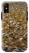Beach Of Autumn Leaves IPhone X Tough Case