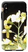Bees Love Broccoli IPhone X Tough Case