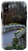 Beginning Of Spring Bridge IPhone X Tough Case