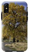 Belfry Fall Landscape 5 IPhone X Tough Case