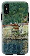 Bellano On Lake Como IPhone X Tough Case