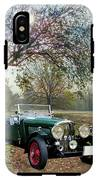 Bentley On A Country Road IPhone X Tough Case