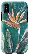 Bird Of Paradise IPhone X Tough Case