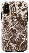 Birds From The Old World IPhone X Tough Case