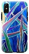 Birds Of Paradise  IPhone X Tough Case