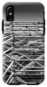 Black And White 3 IPhone X Tough Case
