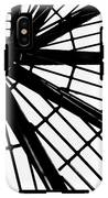 Black And White 4 IPhone X Tough Case