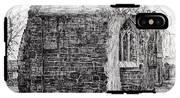 Blackfriars Chapel St Andrews IPhone X Tough Case