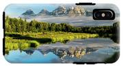 Blame It On The Tetons IPhone X Tough Case