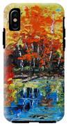 Blazing Reflections IPhone X Tough Case