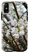 Blooming Apple Blossoms IPhone X Tough Case
