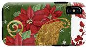 Blooming Christmas I IPhone X Tough Case