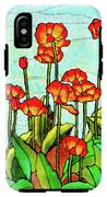 Blooming Flowers IPhone X Tough Case