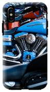 Blue Bike IPhone X Tough Case