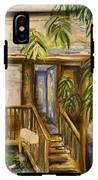 Blue Ridge Cabins Blue Ridge Mountains IPhone X Tough Case