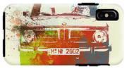 Bmw 2002 Front Watercolor 2 IPhone X Tough Case