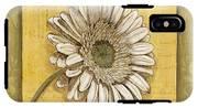 Bohemian Daisy 1 IPhone X Tough Case