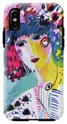 Boho Party IPhone X Tough Case