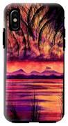 Bora Bora  IPhone X Tough Case