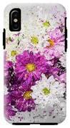 Bouquet Boom IPhone X Tough Case