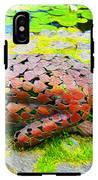 Brigit's Garden Statue IPhone X / XS Tough Case