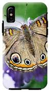Buckeye Butterfly  IPhone X Tough Case