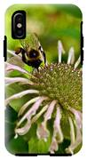 Busy As A Bee IPhone X Tough Case
