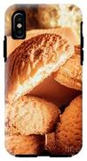 Butter Shortbread Biscuits IPhone X Tough Case
