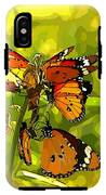 Butterflies IPhone X Tough Case